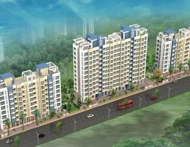 Gallery Cover Image of 590 Sq.ft 1 BHK Apartment for rent in Thane West for 10000