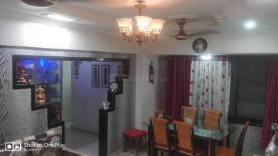Gallery Cover Image of 950 Sq.ft 2 BHK Apartment for rent in Kopar Khairane for 26001