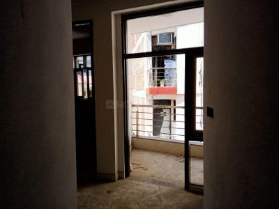Gallery Cover Image of 380 Sq.ft 1 BHK Independent Floor for rent in Khanpur for 7000