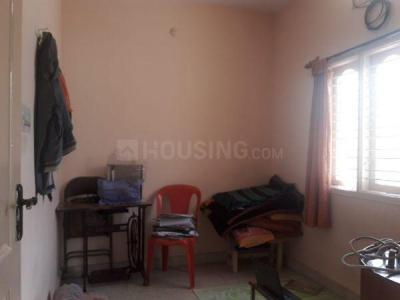 Gallery Cover Image of 500 Sq.ft 1 BHK Independent Floor for rent in Rajajinagar for 10000