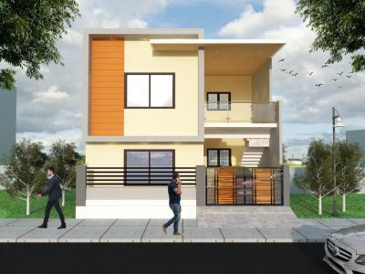 Gallery Cover Image of 1740 Sq.ft 3 BHK Villa for buy in Hazratganj for 6000000