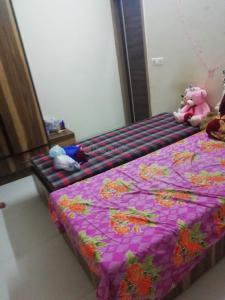 Bedroom Image of Suraj PG in Sector 45