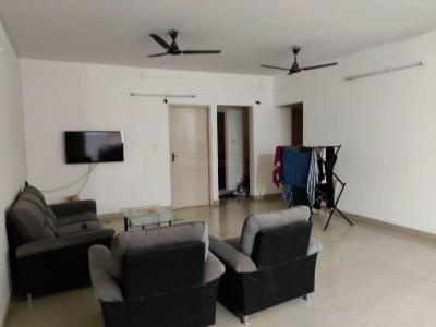 Gallery Cover Image of 1800 Sq.ft 3 BHK Apartment for rent in Indira Nagar for 45000