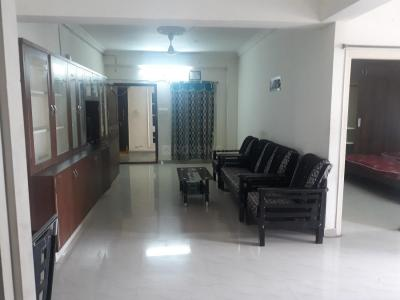 Gallery Cover Image of 1200 Sq.ft 2 BHK Apartment for rent in Kondapur for 28000