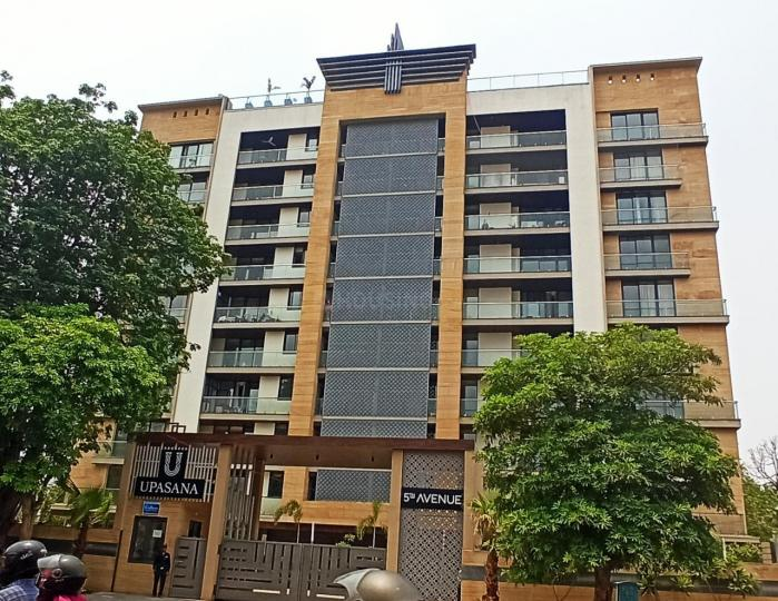 Building Image of 2730 Sq.ft 3 BHK Apartment for buy in Upasna 5th Avenue, Ashok Nagar for 40000000