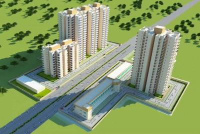 Gallery Cover Image of 860 Sq.ft 2 BHK Apartment for buy in Pyramid Pride, Sector 76 for 2374000