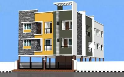 Gallery Cover Image of 520 Sq.ft 1 BHK Apartment for buy in Adambakkam for 4700000