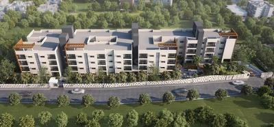 Gallery Cover Image of 1200 Sq.ft 2 BHK Apartment for buy in Adarsh Astria, Padmanabhanagar for 9800000