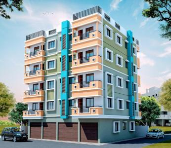 Gallery Cover Image of 500 Sq.ft 1 BHK Apartment for buy in South Dum Dum for 2100000