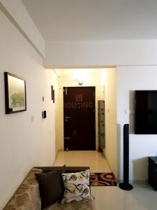 Living Room Image of 1840 Sq.ft 3 BHK Apartment for buy in DSR Woodwinds, Kaikondrahalli for 14000000