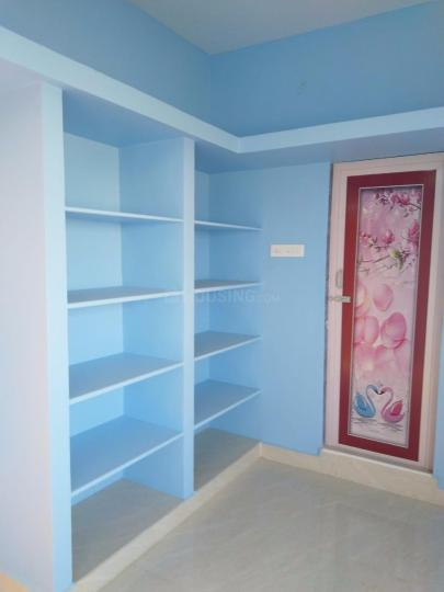 Bedroom Image of 1000 Sq.ft 2 BHK Independent House for rent in Manimangalam for 25000