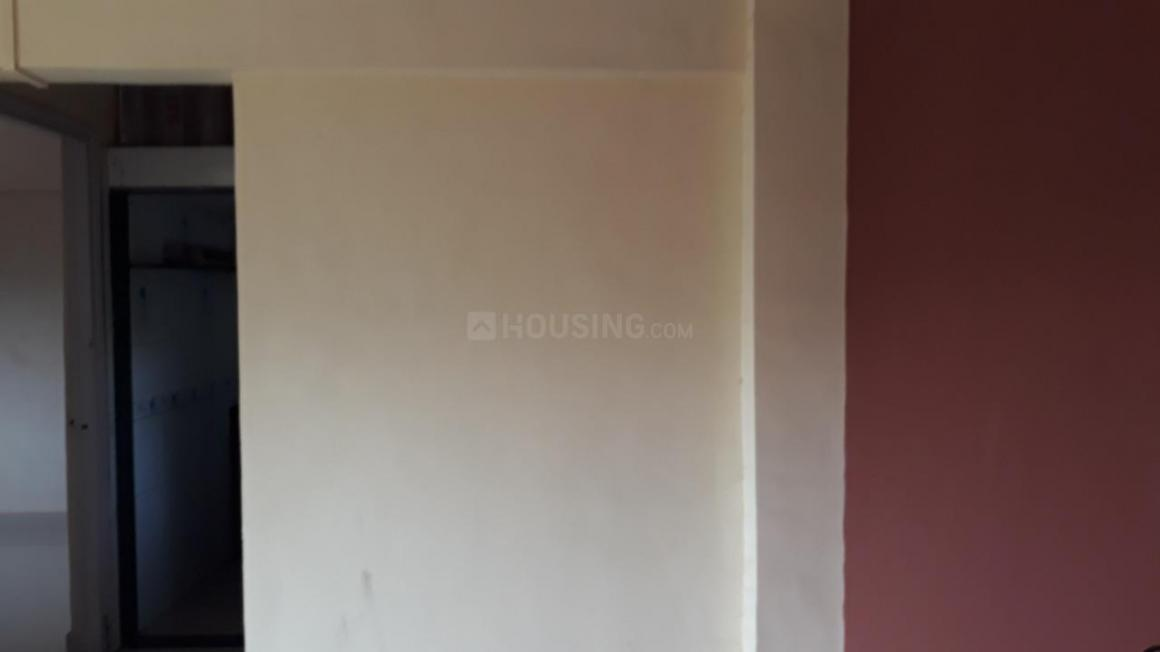 Living Room Image of 425 Sq.ft 1 BHK Apartment for rent in Thane West for 12000