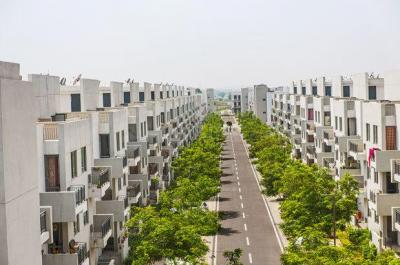 Gallery Cover Image of 925 Sq.ft 2 BHK Independent Floor for buy in Right Emilia Floors, Sector 82A for 5700000