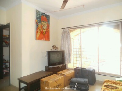 Gallery Cover Image of 615 Sq.ft 1 BHK Apartment for buy in Bhoomi Group Park, Malad West for 8500000