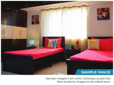 Bedroom Image of Zolo Alamo in Medavakkam