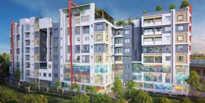 Gallery Cover Image of 981 Sq.ft 2 BHK Apartment for buy in Indicon Neer Apartment, Garia for 6300000