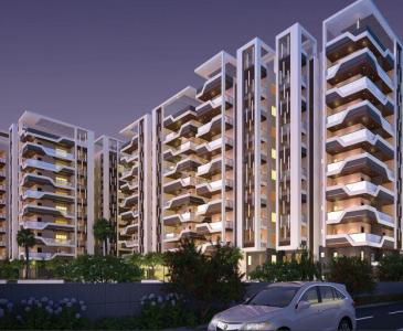 Gallery Cover Image of 1250 Sq.ft 2 BHK Apartment for buy in Gachibowli for 5373750