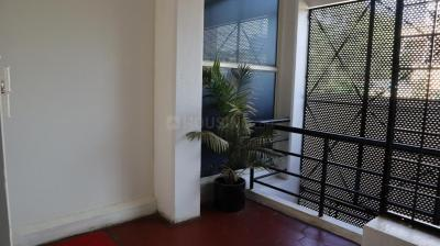 Balcony Image of Paying Guest Accommodation For Men in New Thippasandra