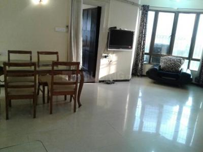 Gallery Cover Image of 1250 Sq.ft 2 BHK Apartment for rent in Rustomjee Raag Tower, Goregaon East for 45000