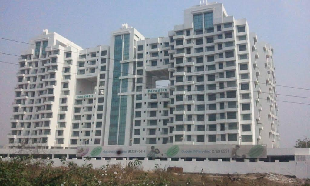 Building Image of 1281 Sq.ft 2 BHK Apartment for rent in Kharghar for 30000