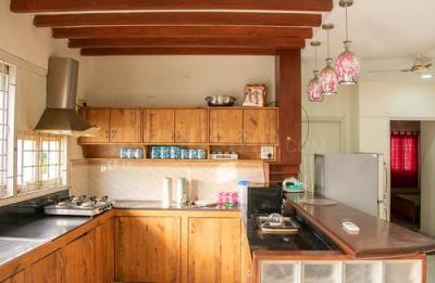 Kitchen Image of 4bhk (203) In Alankrita Apartments in Banjara Hills