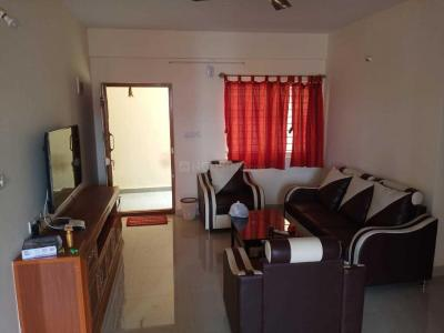 Gallery Cover Image of 1550 Sq.ft 3 BHK Apartment for rent in Basapura for 23000