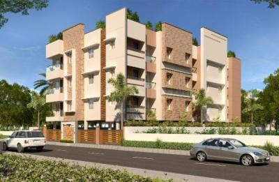 Gallery Cover Image of 830 Sq.ft 2 BHK Apartment for buy in GP Imperial, Korattur for 4564170