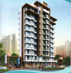 Gallery Cover Image of 700 Sq.ft 1 BHK Apartment for buy in Hiya Regency, Bhayandar East for 6438000