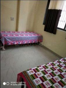 Bedroom Image of Ayush Paying Guest in Kopar Khairane