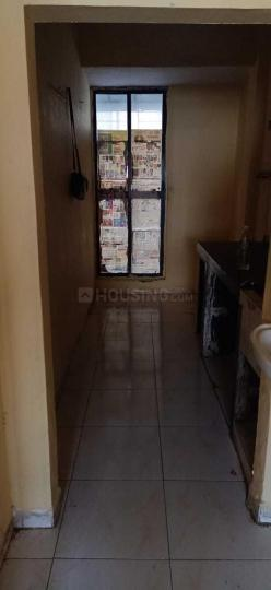 Kitchen Image of 1100 Sq.ft 2 BHK Apartment for rent in Kopar Khairane for 18000