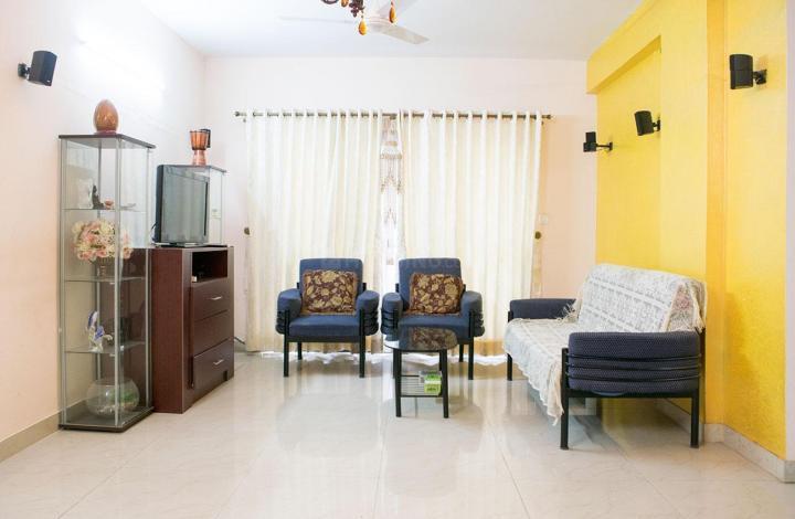 Living Room Image of PG 4643503 K R Puram in Krishnarajapura
