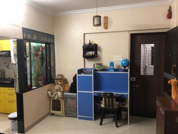 Living Room Image of 600 Sq.ft 1 BHK Apartment for rent in Andheri East for 35000