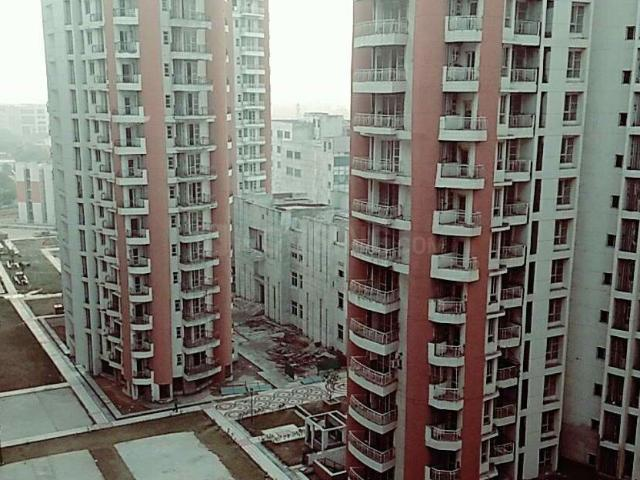 Building Image of 1359 Sq.ft 3 BHK Apartment for rent in Omega II Greater Noida for 11000