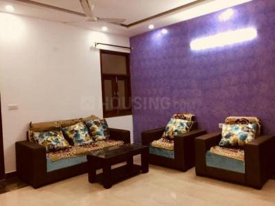 Gallery Cover Image of 650 Sq.ft 1 BHK Apartment for rent in Saket RWA, Saket for 15000