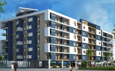 Gallery Cover Image of 630 Sq.ft 1 BHK Apartment for buy in Shiv Vatika Brij Residency, Lasudia Mori for 1600000