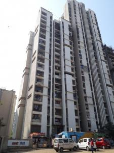 Gallery Cover Image of 750 Sq.ft 1 BHK Apartment for rent in Kasarvadavali, Thane West for 13500