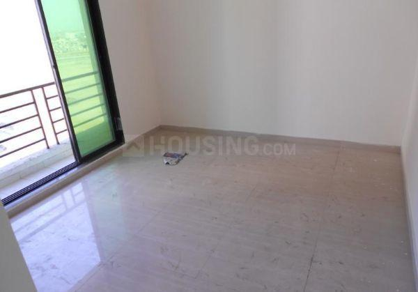 Bedroom Image of 650 Sq.ft 1 BHK Independent Floor for rent in Kharghar for 13000