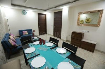Gallery Cover Image of 1000 Sq.ft 3 BHK Apartment for buy in Chhattarpur for 7456000