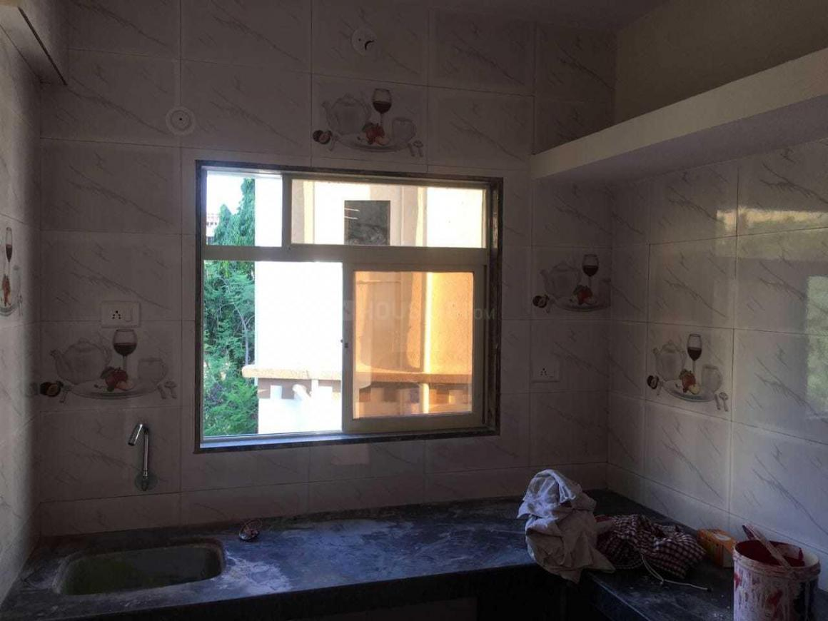 Kitchen Image of 350 Sq.ft 1 RK Apartment for rent in Dombivli West for 6500