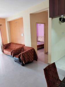 Gallery Cover Image of 1365 Sq.ft 3 BHK Independent Floor for rent in Jain Dream Residency Manor, Rajarhat for 18000