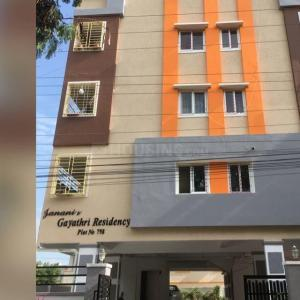 Gallery Cover Image of 1200 Sq.ft 2 BHK Apartment for rent in Hafeezpet for 20000