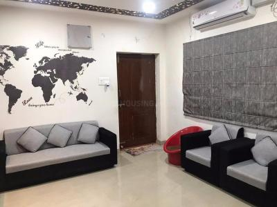 Gallery Cover Image of 1663 Sq.ft 3 BHK Apartment for rent in Jubilee Hills for 47000