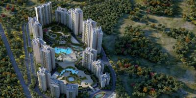 Gallery Cover Image of 1123 Sq.ft 3 BHK Apartment for buy in Elita Garden Vista Phase 2, New Town for 9500000