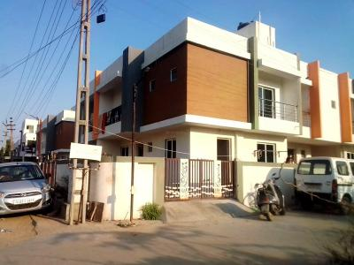 Gallery Cover Image of 1250 Sq.ft 3 BHK Independent House for buy in Bopal for 8600000
