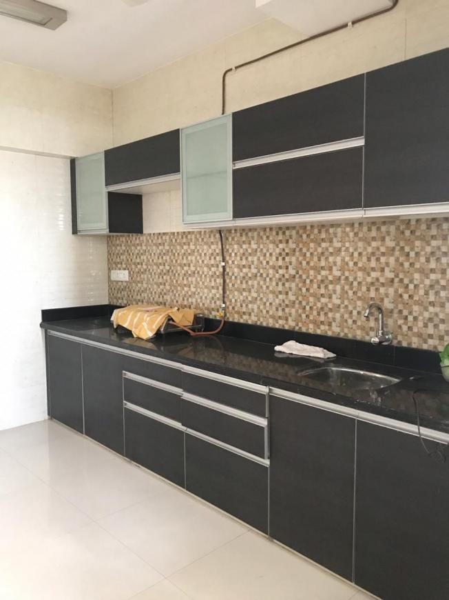 Kitchen Image of 1500 Sq.ft 3 BHK Apartment for rent in Matunga East for 135000
