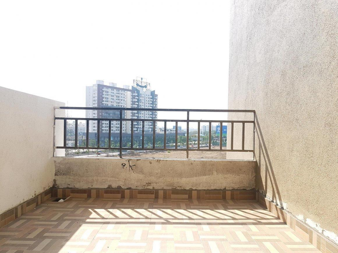 Living Room Image of 950 Sq.ft 2 BHK Apartment for rent in Ravet for 15000
