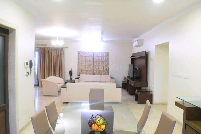 Living Room Image of 3450 Sq.ft 4 BHK Apartment for rent in New Kalyani Nagar for 180000