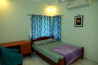 Gallery Cover Image of 750 Sq.ft 1 BHK Villa for rent in Eroor for 25000