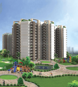 Gallery Cover Image of 670 Sq.ft 2 BHK Apartment for buy in Imperia Aashiyara, Sector 37C for 2700000