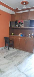 Gallery Cover Image of 500 Sq.ft 1 BHK Independent Floor for rent in Niti Khand for 9000